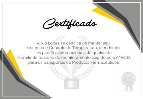 Prêmios/Certificações